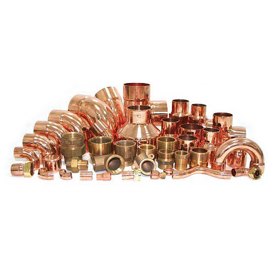 CPF - Copper Fittings